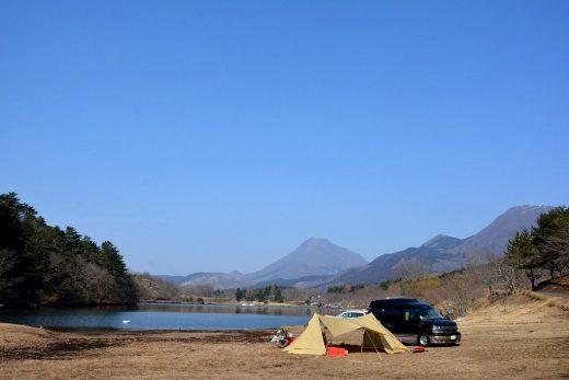 アメ車 志高湖